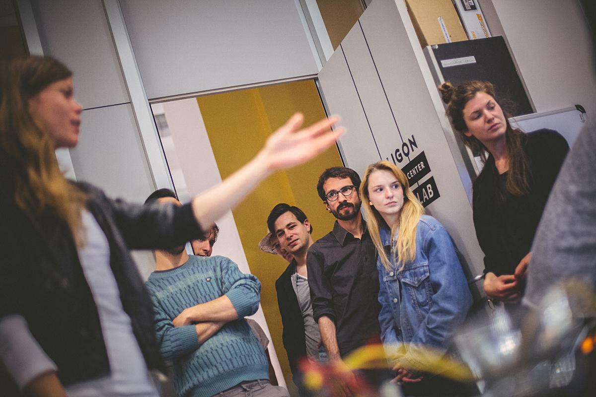 Poligon Maker Lab /// Otvoritev – sreda, 21.5.2014 (foto report)